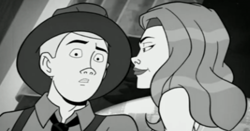 A very special noir episode of Venture Bros...that will make you gag