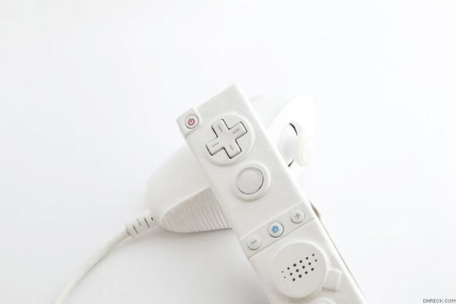 Mini-mote Wiimote Mod for Mini-Me