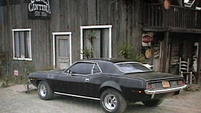 What's your favorite horror movie car?
