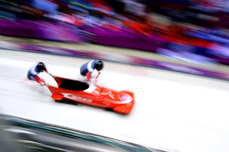 Bobsled Is the Easiest Olympic Sport