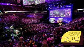 The Year In eSports