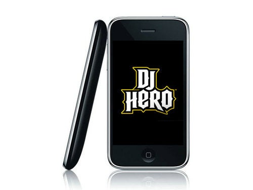 Rumor: DJ Hero Goes Mobile