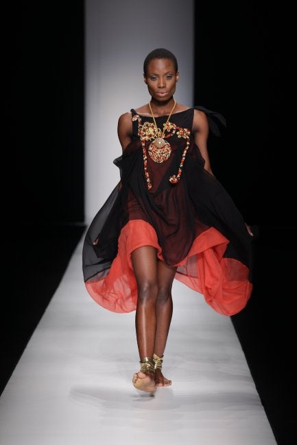 Colorful, Captivating Clothes At Arise Africa Fashion Week
