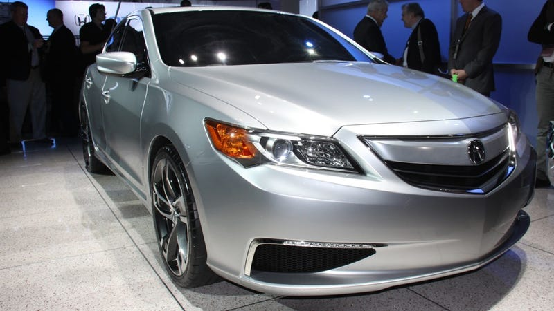 Acura ILX Live Photos Gallery