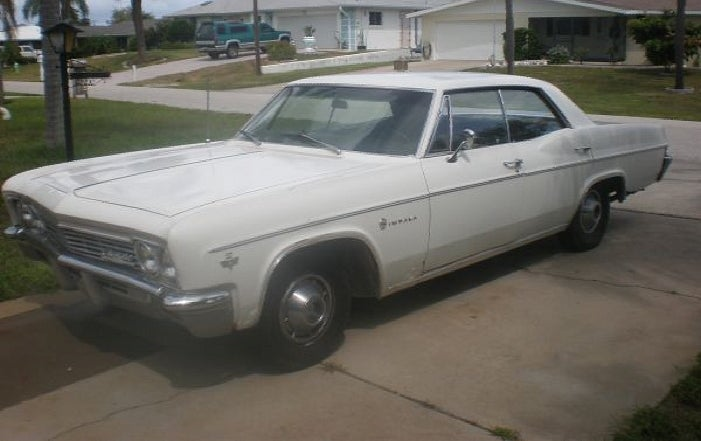 For $3,500, Impala To The People