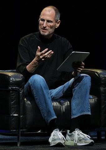 The iPad Tweet That Enraged Steve Jobs?