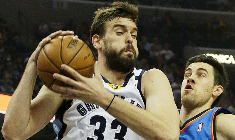 The Grizzlies Are About To Grizz Past The OKC Kevin Durants