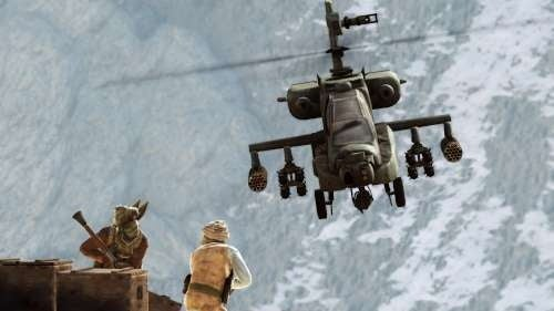 Video Game Pulled Globally From Military Stores Over Taliban Inclusion