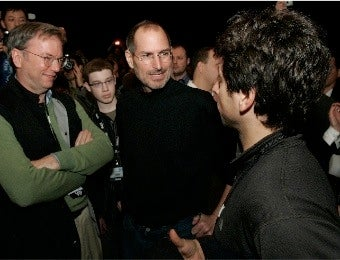 Googlers Fire Back at Steve Jobs 'Bullshit' Jab