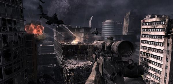 Modern Warfare 3 is 'An Un-Game With a Core of Nastiness'