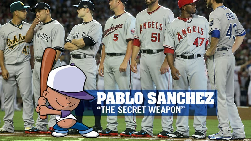 Pablo Sanchez Would've Used Steroids, And Other Real-Life Projections For The Greatest Youth Baseball Player In Video Games