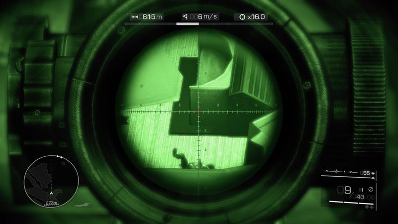 Sniper: Ghost Warrior 2 Sure Is A Game About Being A Sniper