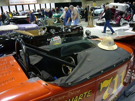 Coop Weighs in on the Grand National Roadster Show, Johnson Weighs in on Hot Rodding