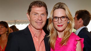 Report: Bobby Flay Spiced Things Up With His Assistant (They Banged)