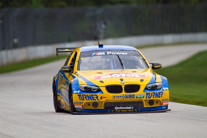 Celebrating a Double GT Podium at Road America