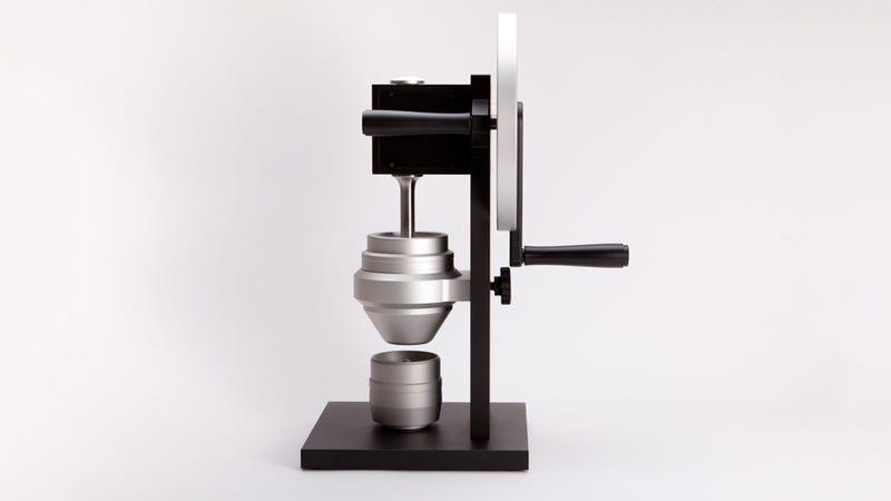 This Pristine Coffee Grinder Looks Like a Jet Engine