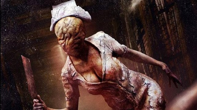 Watch the chesty demon nurse-filled footage Silent Hill: Revelation 3D from New York Comic-Con