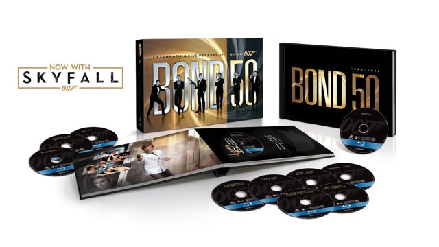 Criterion Collection Sale, All 23 Bond Films, A Drone to Call Your Own