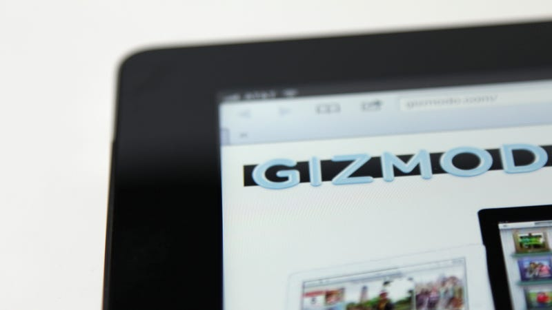 iPad 3 Gallery
