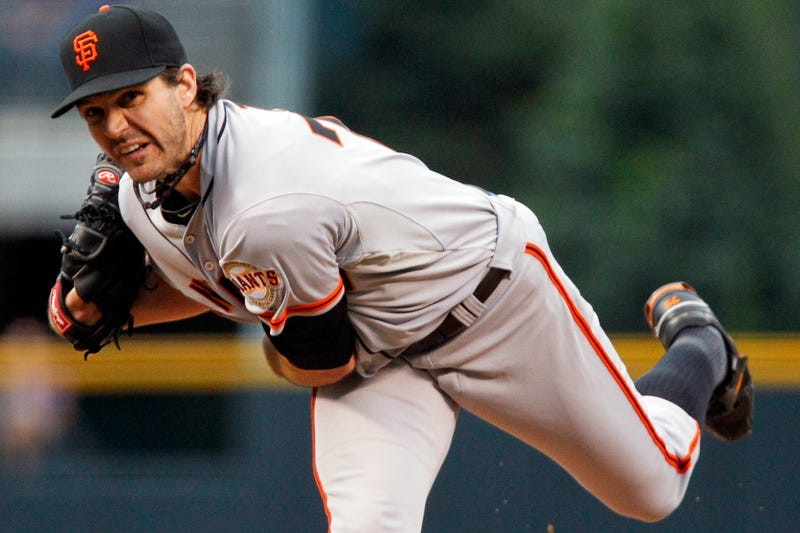 Barry Zito's Endless Summer In San Francisco Is Mercifully Over