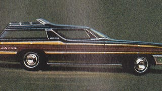 What Is This Mystery Ford Concept Wagon?