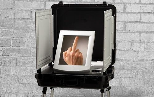 How to Hack Voting Machines for Fun and Profit