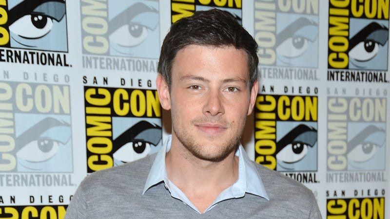 Glee Star Cory Monteith Checks In to Rehab