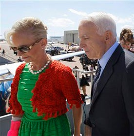 The Other Stories Of Cindy McCain's Drug Addiction