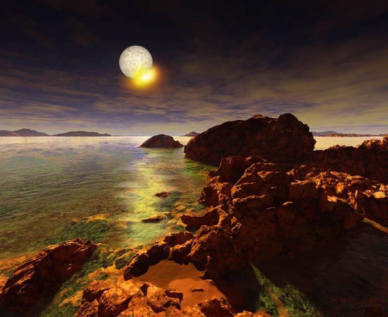 El violento pasado de la Luna, explicado en 10 imágenes épicas