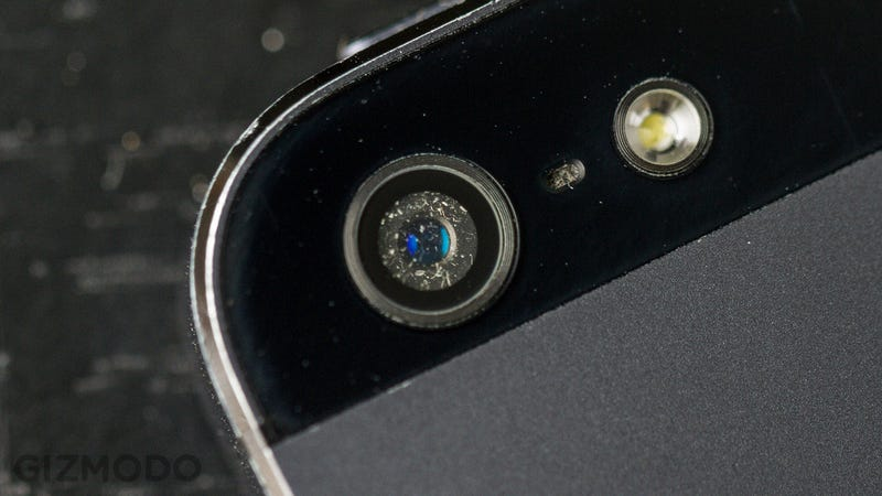 Get Rid of Dirt Inside Your iPhone 5 Camera with Some Simple Surgery
