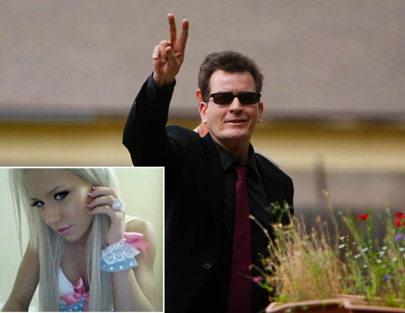 Charlie Sheen Paid His Porn Star Party-mate $30,000