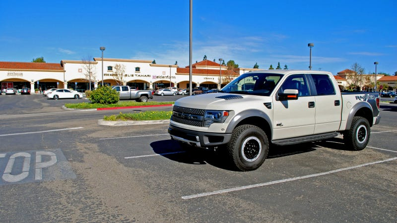 A Day With A Ford Raptor Put The Biggest Smile On My Face