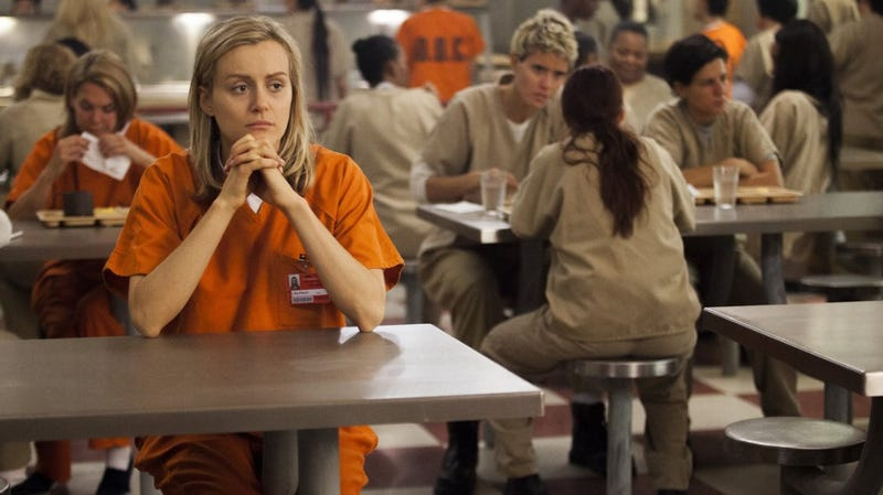 Here's the First Scene of Season Two of Orange Is the New Black
