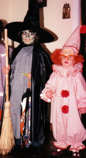 To Do: Scare Up Some Of Your Childhood Halloween Outfits