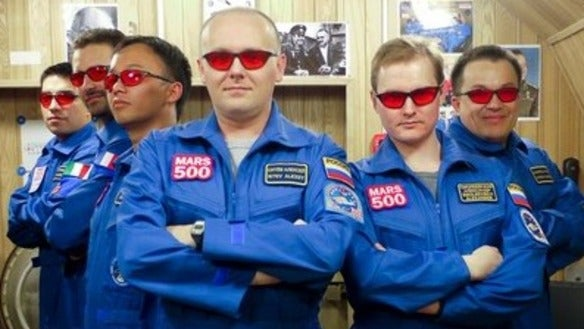 Mars 500 Gallery