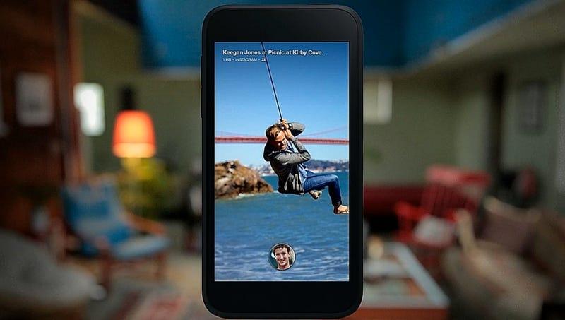 No esperes ver (pronto) Facebook Home en iOS