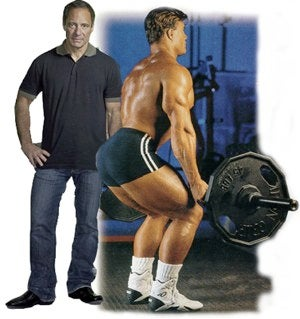 Harvey Levin's Muscular Masseur