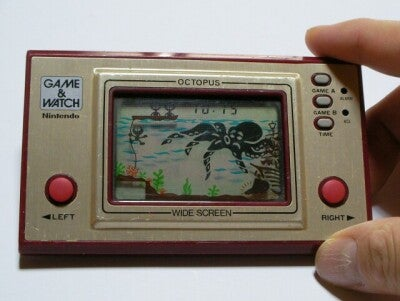 Nintendo Game & Watch Modded Into Cellphone (Verdict: WANT)