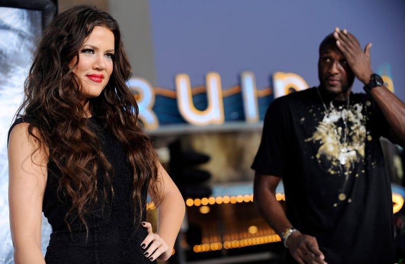 A Khloe and Lamar Break-Up May Be 'Inevitable'