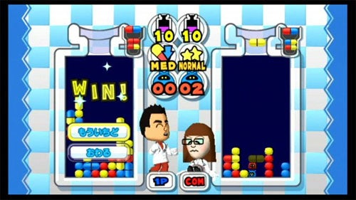 Dr. Mario Online RX Hits North American WiiWare