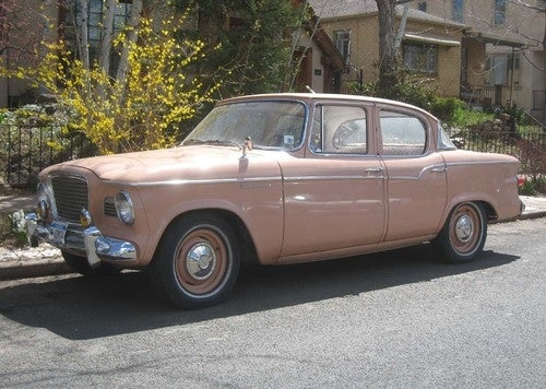 1960 Studebaker Lark VI Down On The Denver Street