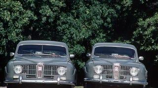 Saab 99 test mules: Paddan and Daihatsu
