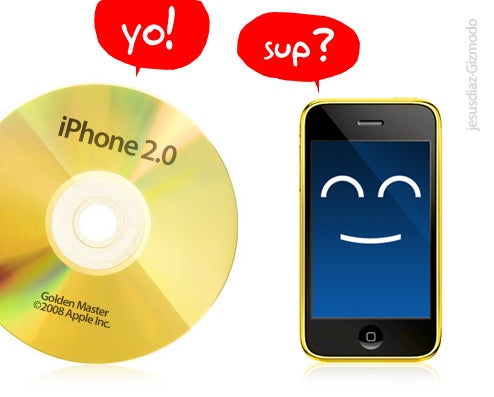 iPhone 2.0 Golden Master Could Be Complete By This Friday