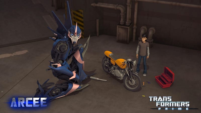 Transformers Prime Gallery