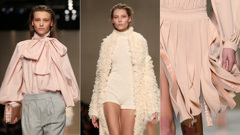 Blumarine, for the Rich Lady Obsessed With Softness and Light