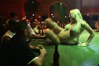 """The Threesome Of Foreplay"": Couples And Strip Clubs"