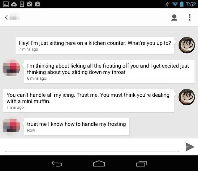 Man Presents Himself as a Cupcake on Tinder, Drives the Ladies Wild