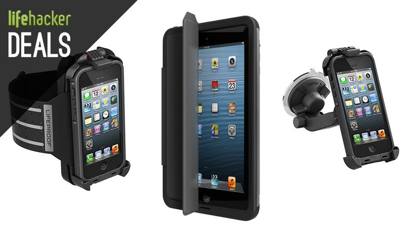 LifeProof Your Devices, Grab A New Or Second Monitor, Eneloops [Deals]