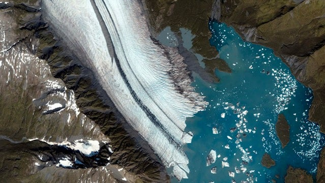 The Most Beautiful National Parks as Seen From Space