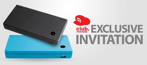 Club Nintendo Members Get Early Look At Nintendo DSi
